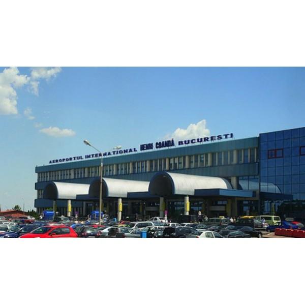 Летище Букурещ - Варна